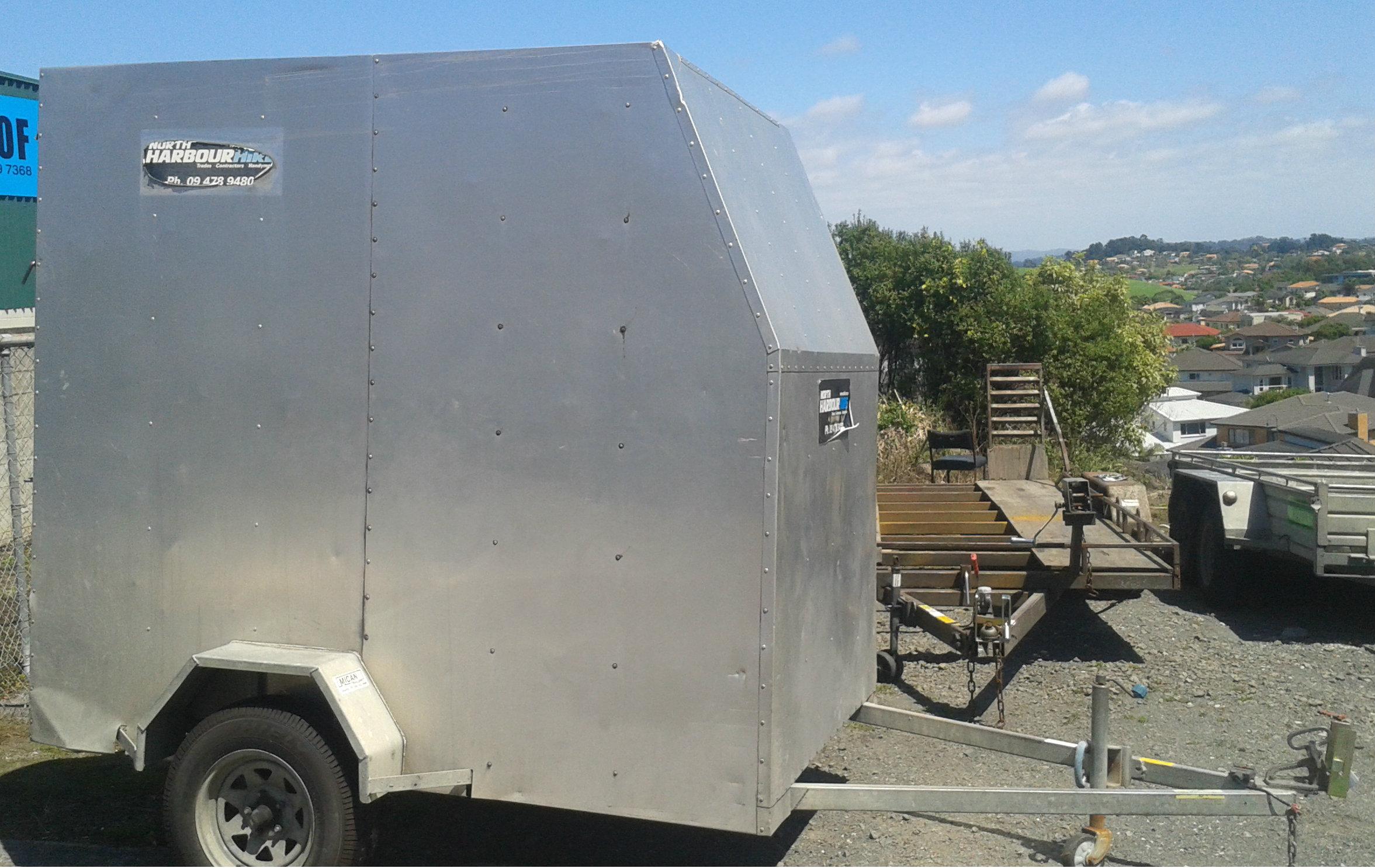 Furniture trailer